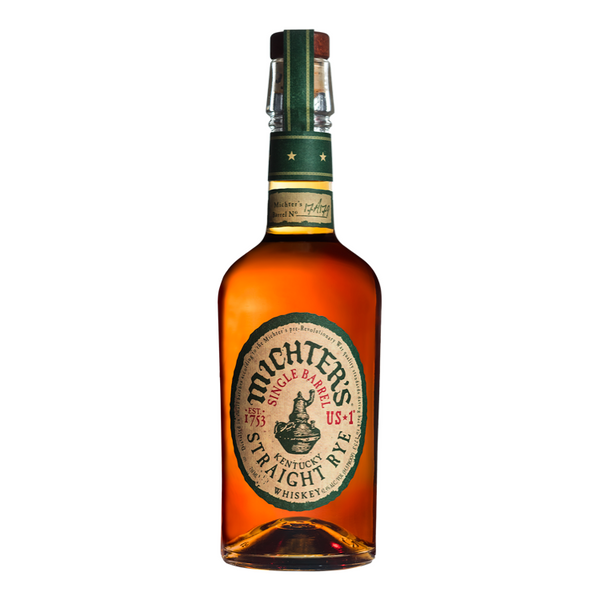 Michter's US1 Kentucky Straight Rye - Available at Wooden Cork