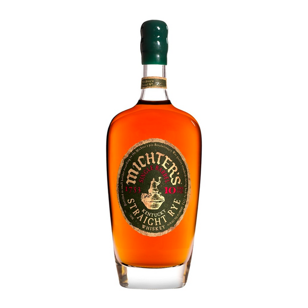 Michter's 10 Year Rye - Available at Wooden Cork
