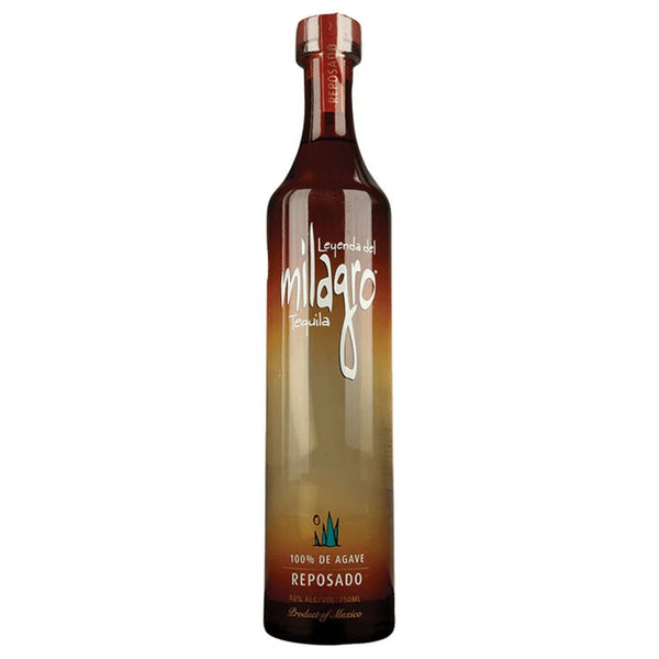 Milagro Reposado Tequila - Available at Wooden Cork