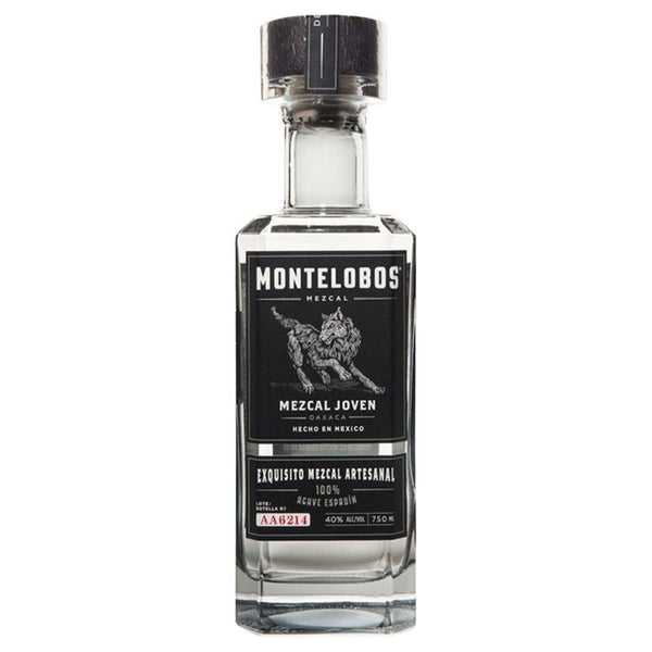 Montelobos Mezcal Joven Tequila - Available at Wooden Cork