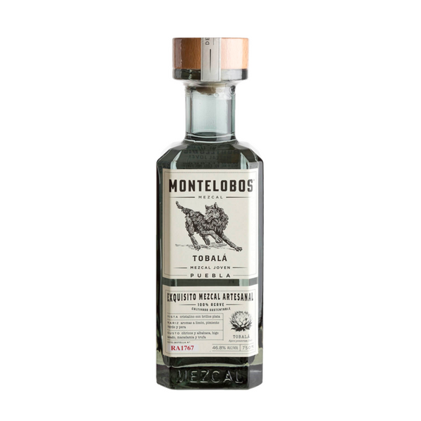 Montelobos Tobala Joven Tequila - Available at Wooden Cork