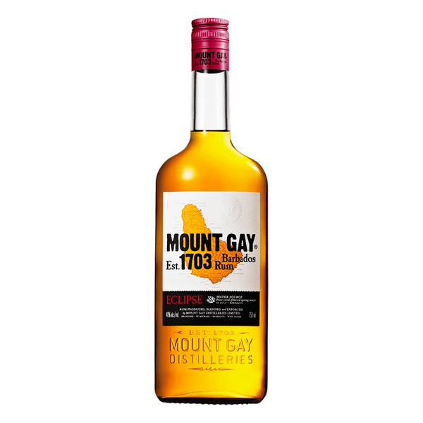 Mount Gay 1703 Eclipse Rum - Available at Wooden Cork