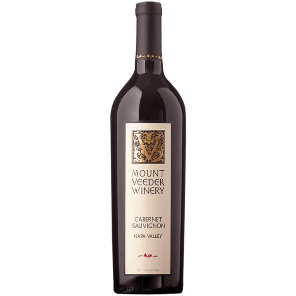 Mount Veeder Winery Napa Valley Cabernet Sauvignon - Available at Wooden Cork