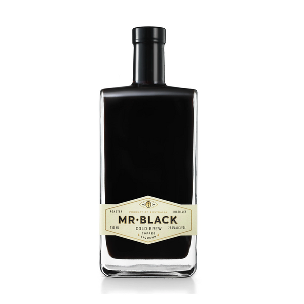 Mr. Black Cold Brew Coffee Liqueur - Available at Wooden Cork
