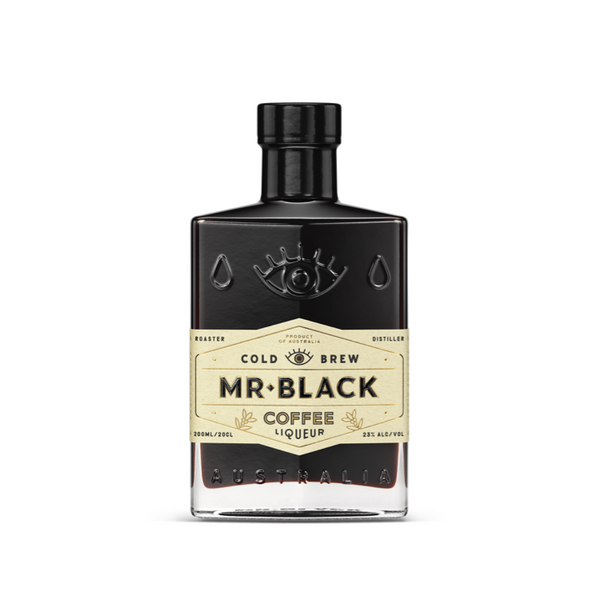 Mr. Black Cold Brew Coffee Liqueur 200ml - Available at Wooden Cork