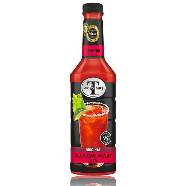 Mr & Mrs T Bloody Mary Mix - Available at Wooden Cork