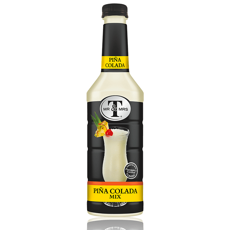Mr & Mrs T Pina Colada Mix - Available at Wooden Cork