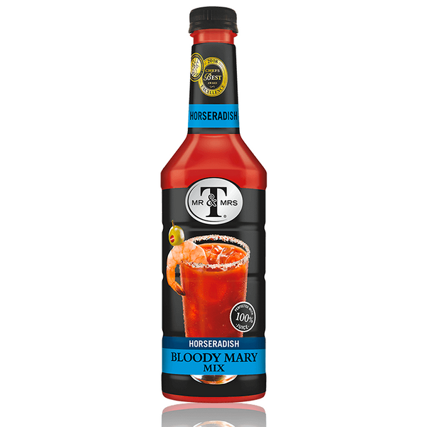 Mr & Mrs T Spicy Bloody Mary Mix - Available at Wooden Cork