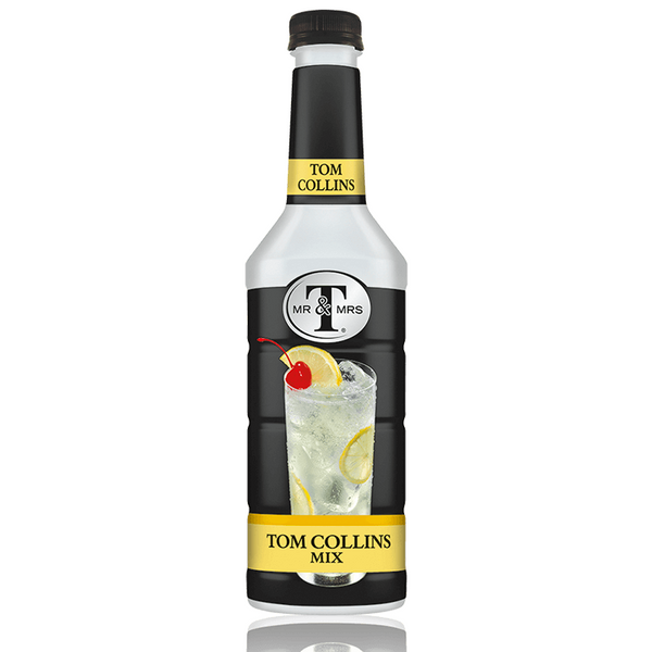 Mr & Mrs T Tom Collins Mix - Available at Wooden Cork