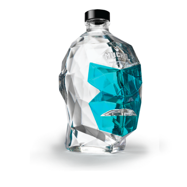 Mucha Liga Bravo Silver Tequila - Available at Wooden Cork