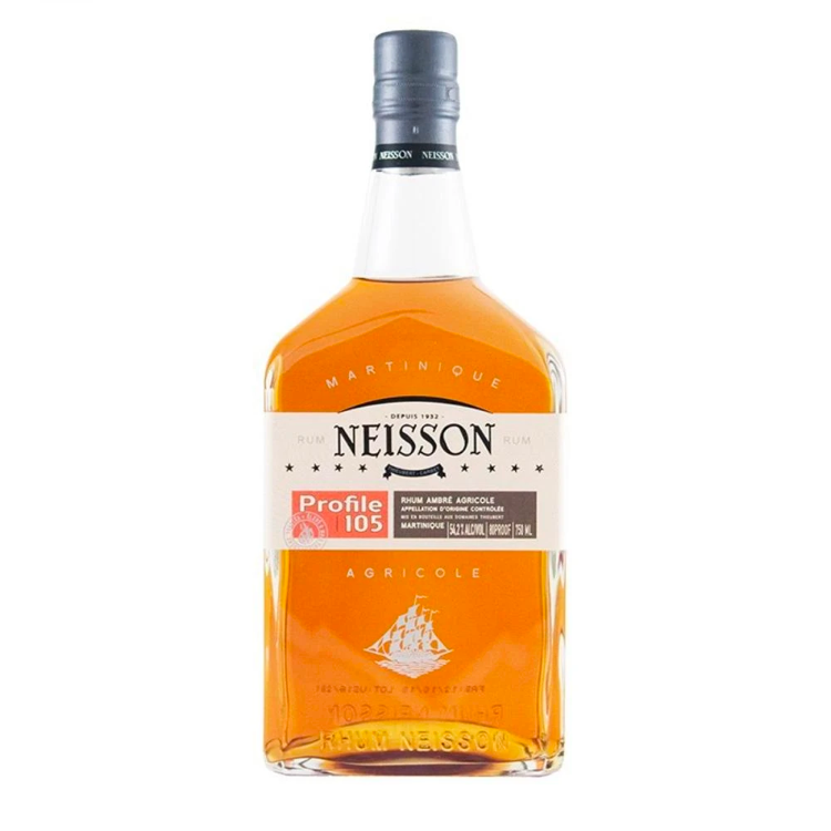 Neisson Rhum Profile 105 - Available at Wooden Cork