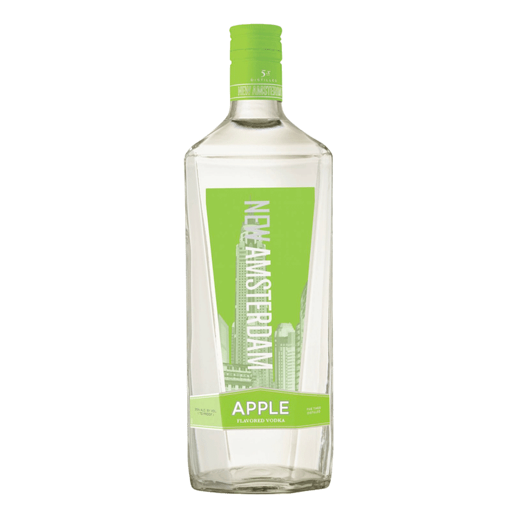 New Amsterdam Apple Vodka 1.75L - Available at Wooden Cork