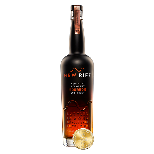 New Riff Bottled-In-Bond Kentucky Straight Bourbon Whiskey - Available at Wooden Cork
