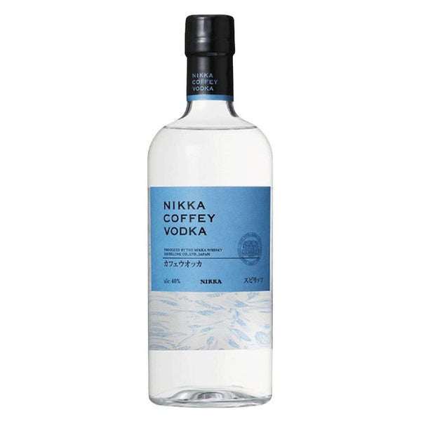 Nikka Coffey Vodka - Available at Wooden Cork
