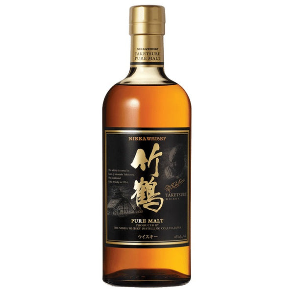 Nikka Taketsuru Pure Malt Whisky - Available at Wooden Cork