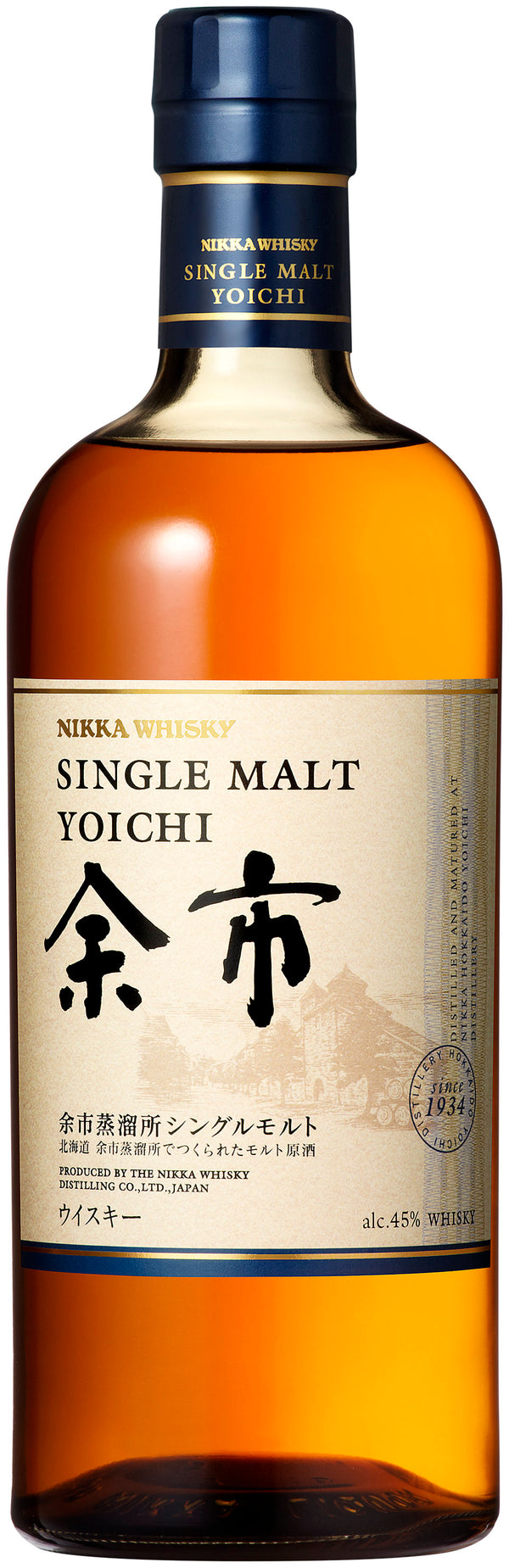 Nikka Single Malt Yoichi - Available at Wooden Cork