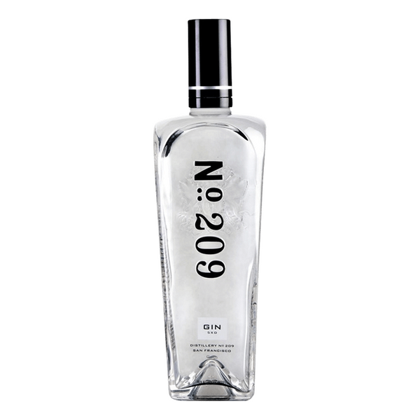 No. 209 Gin - Available at Wooden Cork