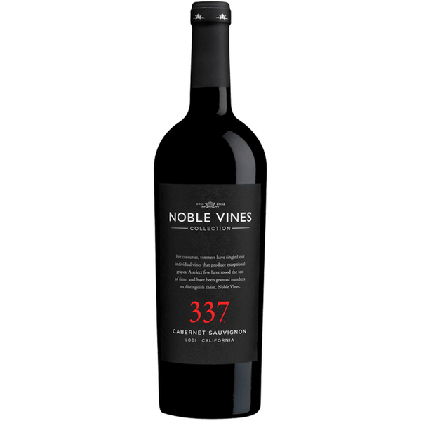 Noble Vines Collection 337 Cabernet Sauvignon  Noble Vines