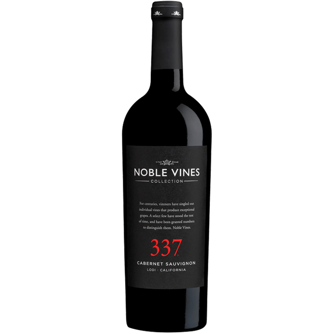 Noble Vines Collection 337 Cabernet Sauvignon - Available at Wooden Cork