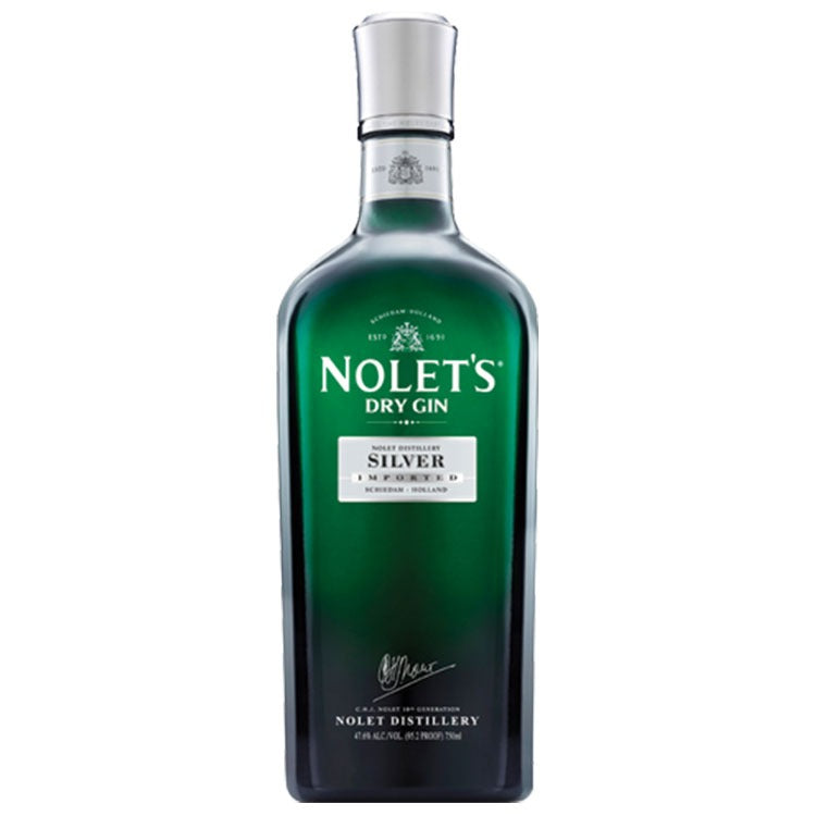 Nolet Silver Gin - Available at Wooden Cork