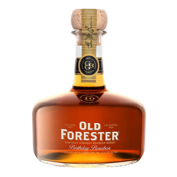 Old Forester Birthday Bourbon - 2020 Release - Available at Wooden Cork