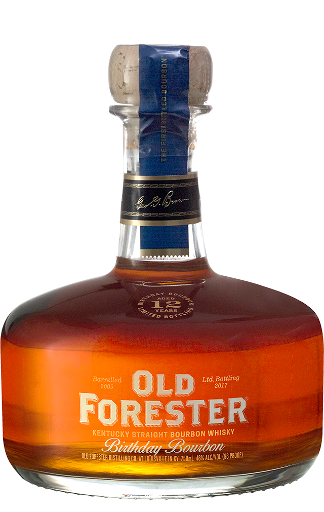 Old Forester Birthday Bourbon - 2017 Release