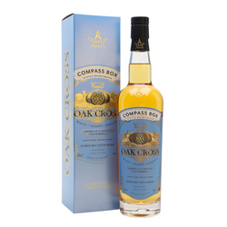 Oak Cross Blended Scotch Whiskey - Available at Wooden Cork