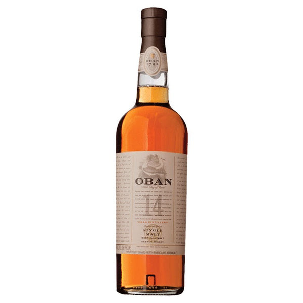 Oban 14 Year - Available at Wooden Cork