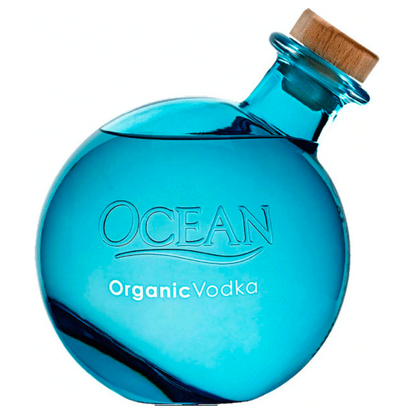 Ocean Organic Vodka - Available at Wooden Cork