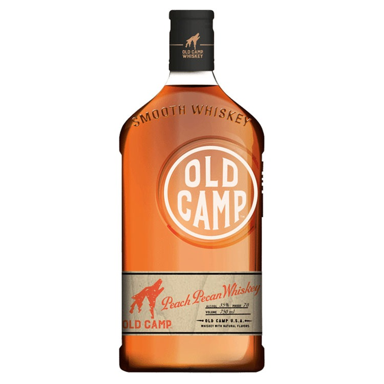 Old Camp Whiskey - Available at Wooden Cork
