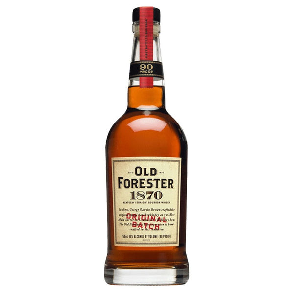 Old Forester 1870 Original Batch Whisky - Available at Wooden Cork