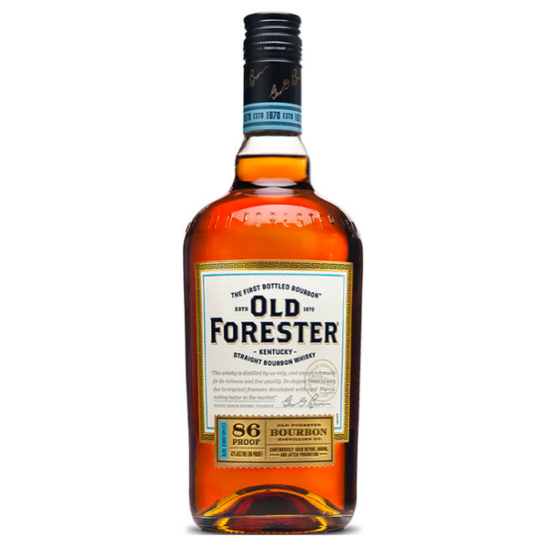Old Forester Bourbon 86pf - Available at Wooden Cork
