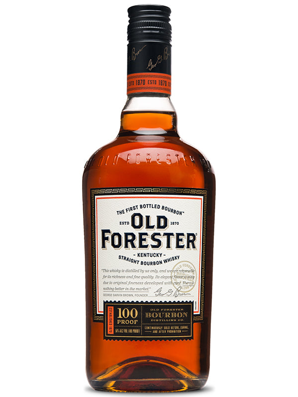 Old Forester Signature 100 Proof Bourbon Whisky - Available at Wooden Cork