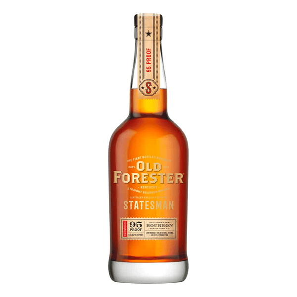 Old Forester Statesman Bourbon - Available at Wooden Cork