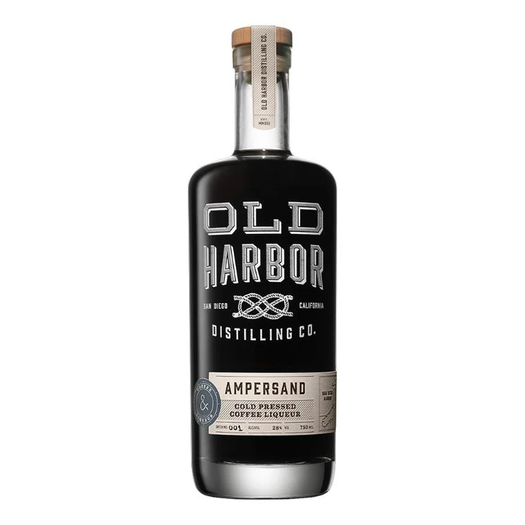 Old Harbor Ampersand Cold Pressed Coffee Liqueur - Available at Wooden Cork