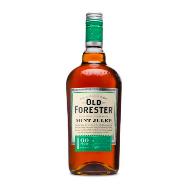 Old Forester Mint Julep - Available at Wooden Cork