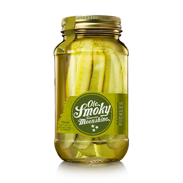 Ole Smoky Pickles Moonshine - Available at Wooden Cork