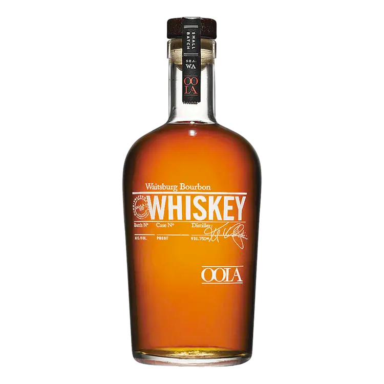 Oola Waitsburg Bourbon - Available at Wooden Cork
