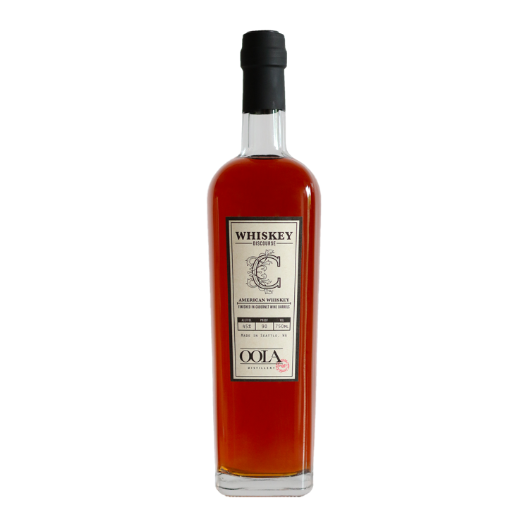 Oola Whiskey Discourse Series C - Available at Wooden Cork