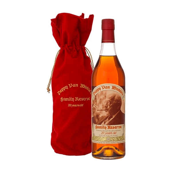 Pappy Van Winkle's 20 Year Family Reserve - Available at Wooden Cork