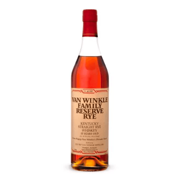 Pappy Van Winkle Family Reserve Rye - Available at Wooden Cork