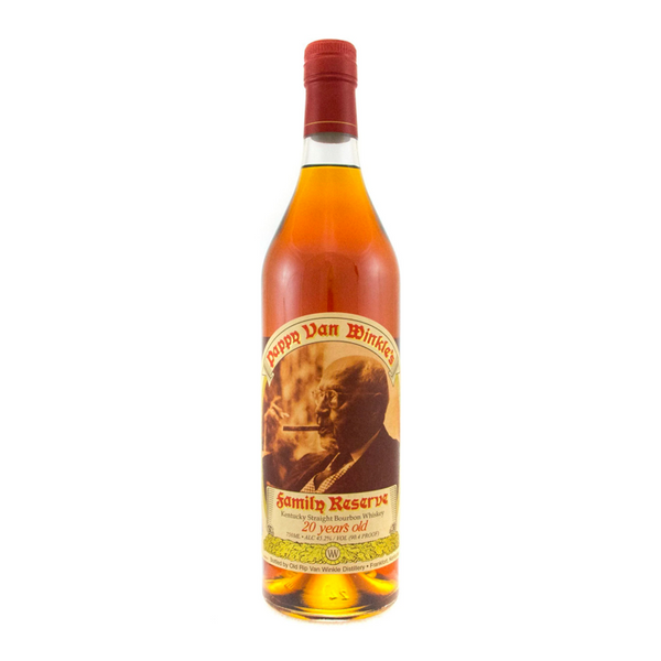 Pappy Van Winkle's Family Reserve 20 Years Old 2009 100% Stitzel-Weller - Available at Wooden Cork