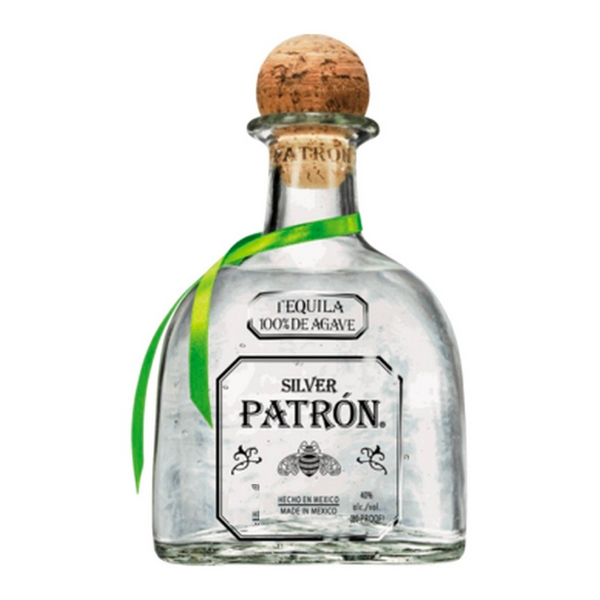 Patron Silver 1.75L Tequila - Available at Wooden Cork