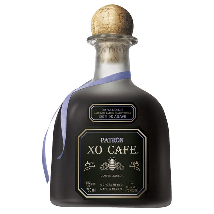 Patron XO Cafe Tequila - Available at Wooden Cork