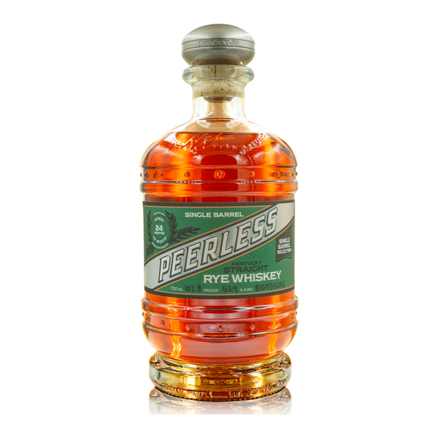 Peerless Dimensions Single Barrel Rye Whiskey - Available at Wooden Cork