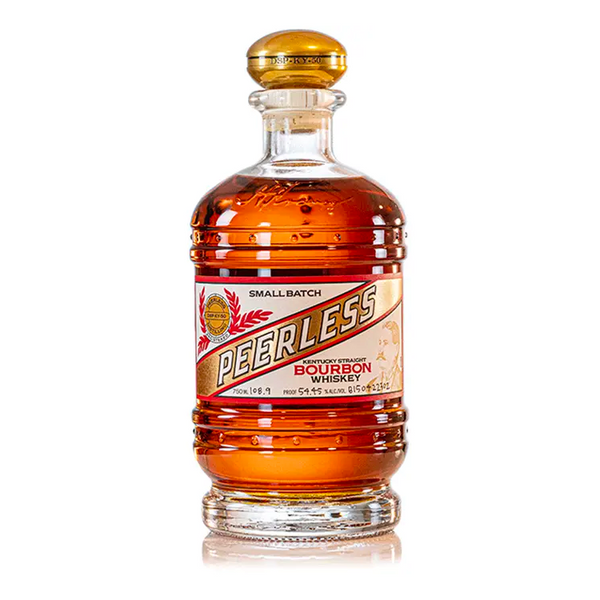 Peerless Small Batch Kentucky Bourbon Whiskey - Available at Wooden Cork