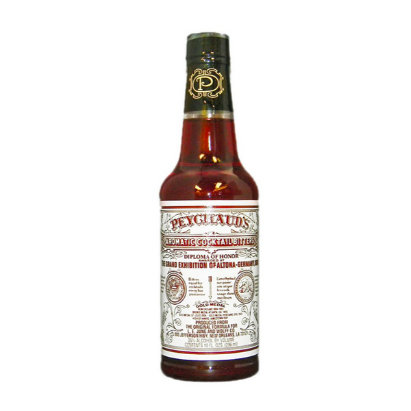 Peychaud's Aromatic Cocktail Bitters - Available at Wooden Cork