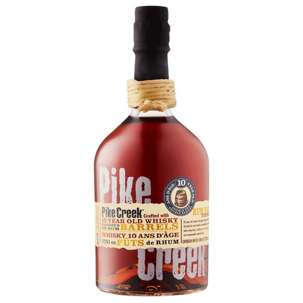 Pike Creek 10 Year Canadian Whisky - Available at Wooden Cork