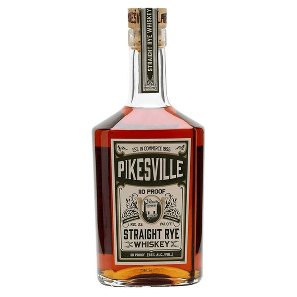 Pikesville Rye Whiskey - Available at Wooden Cork