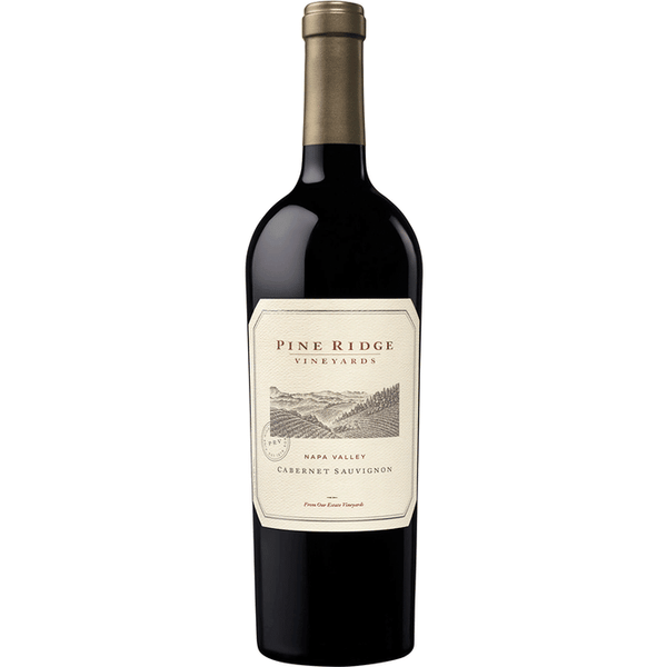 Pine Ridge Vineyards Napa Valley Cabernet Sauvignon - Available at Wooden Cork